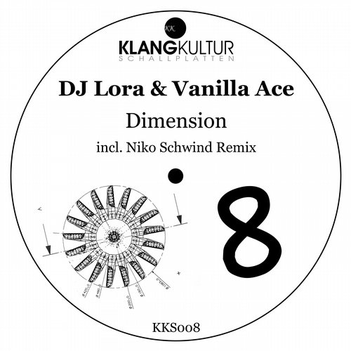 DJ Lora, Vanilla Ace - Dimension [KKS008]